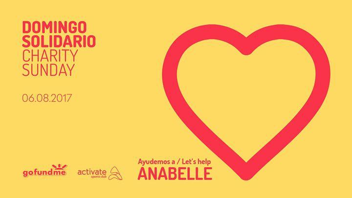 Domingo Solidario - Ayudemos a Anabelle