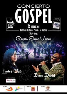 Faith, Hope and Love Gospel Concert in Santa Cruz