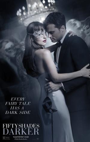 Fifty Shades Darker in English at Gran Sur Cinema