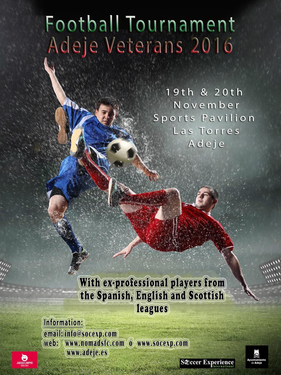 Soccer Experience Football Tournament Adeje