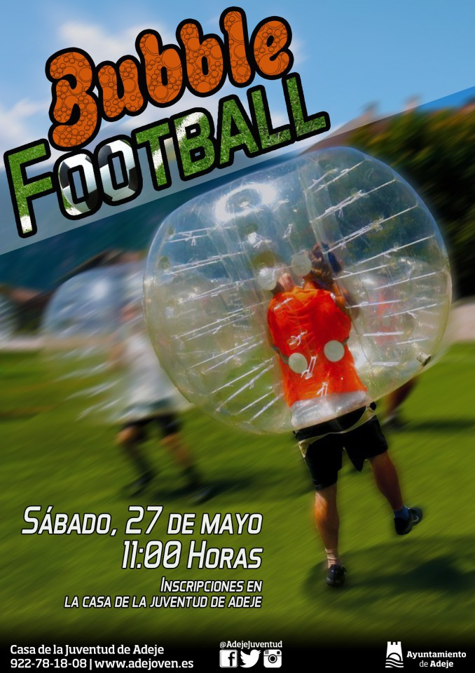 Free Bubble Football for the Kids