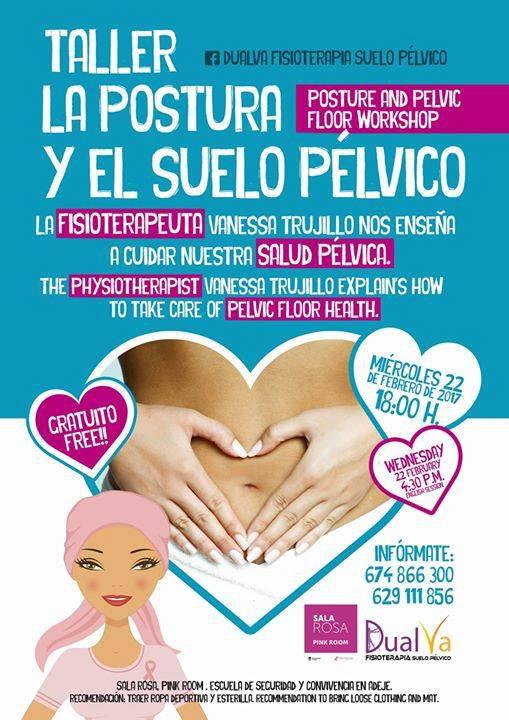 Free Workshop on Posture and Pelvic Floor Health