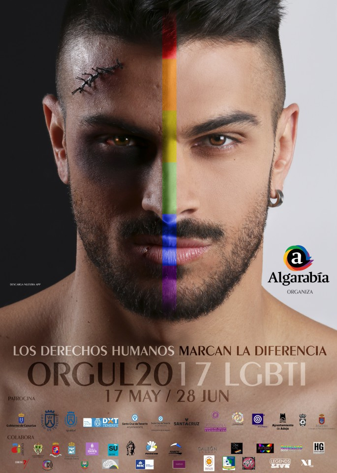 Gay Pride 2017 in Tenerife