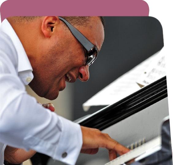 GONZALO RUBALCABA QUARTET Jazz Concert