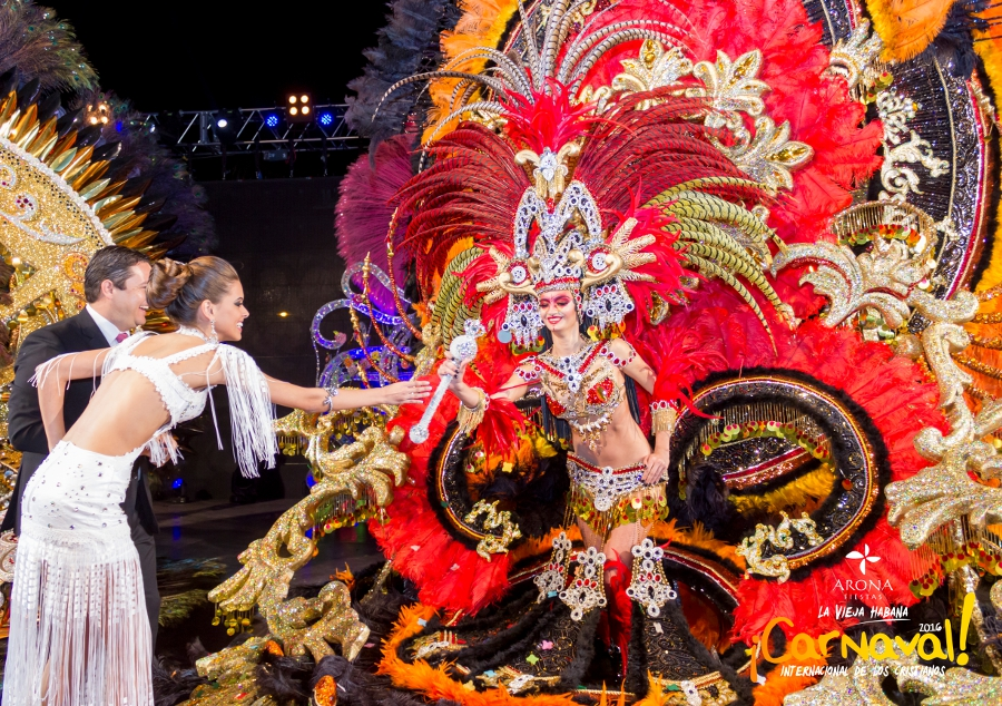 Grand Gala to Elect Carnaval Queen of Los Cristianos