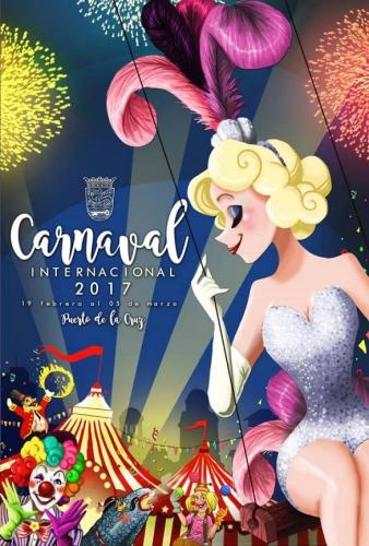 Grand Carnival Ball in Puerto de la Cruz