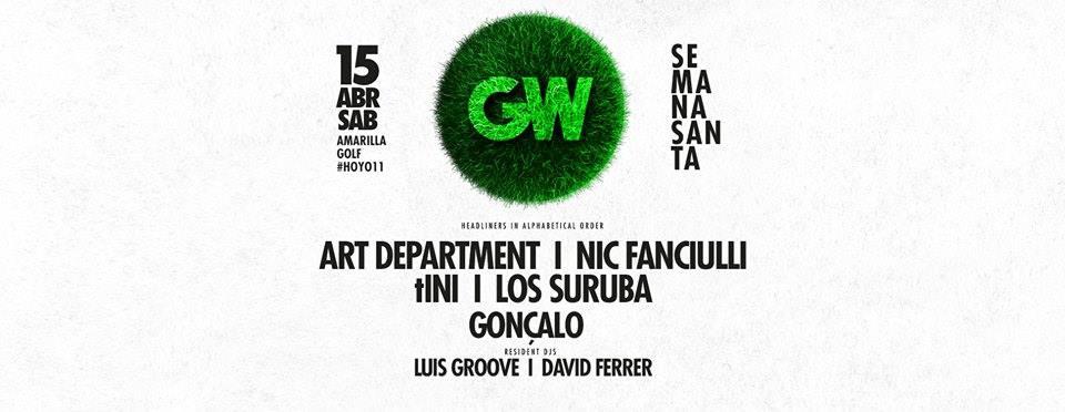 Greenworld Festival Tenerife 2017