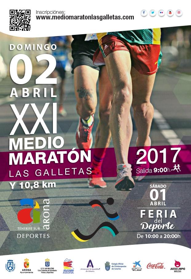 Half Marathon in Las Galletas