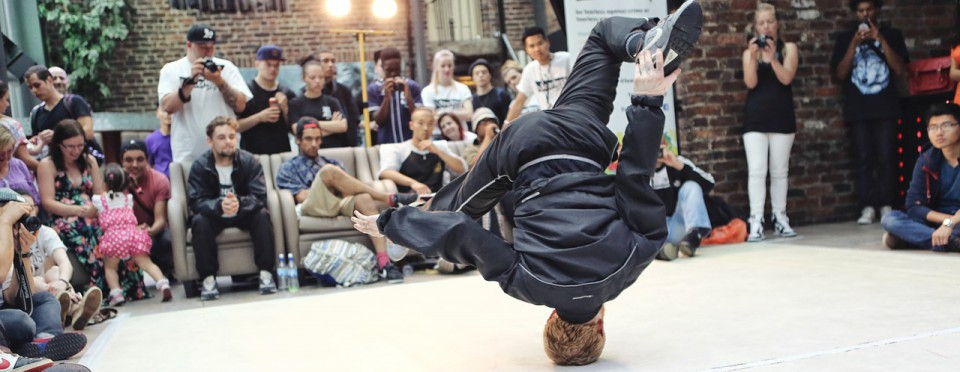 Hip Hop Dance Battle in Adeje