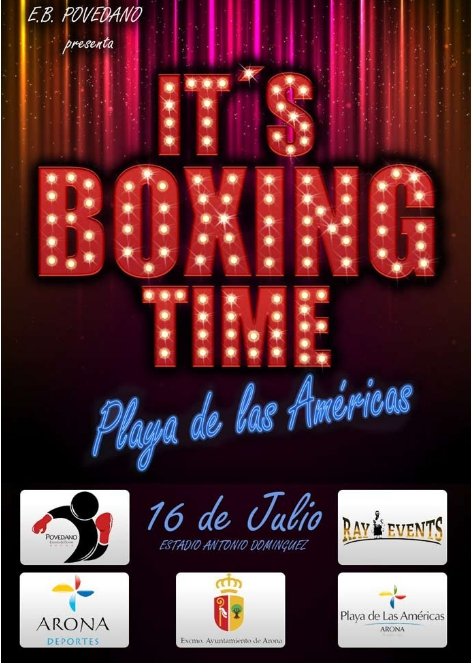It's Boxing Time in Las Americas