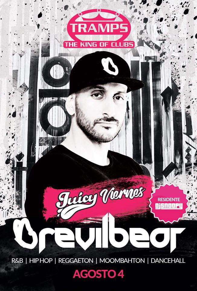 Juicy Fridays with DJ Revilbeat - The Best of R&B