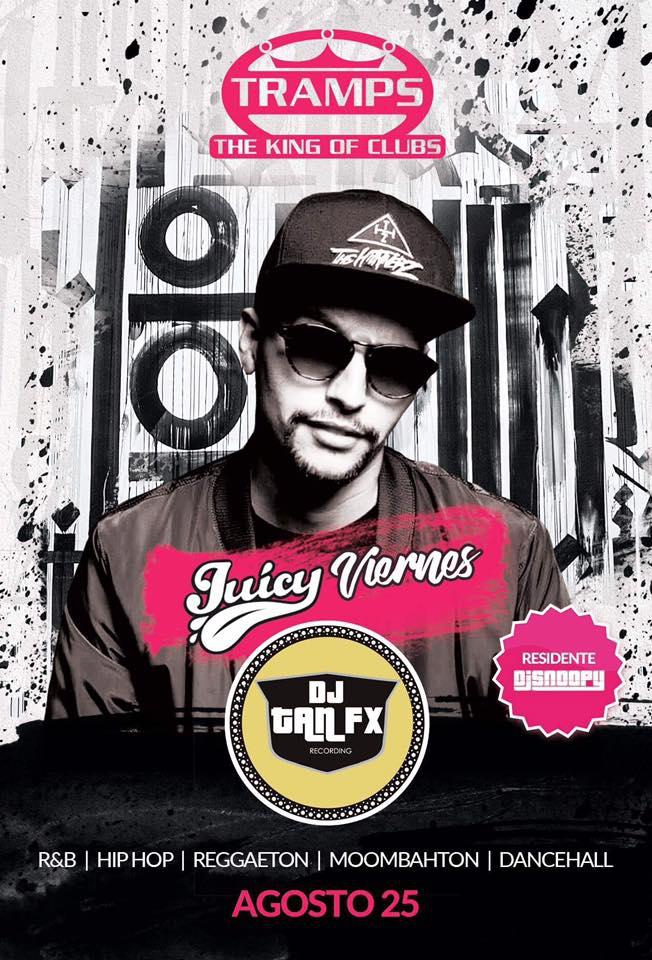 Juicy Fridays with DJ Tan FX - The Best of R&B