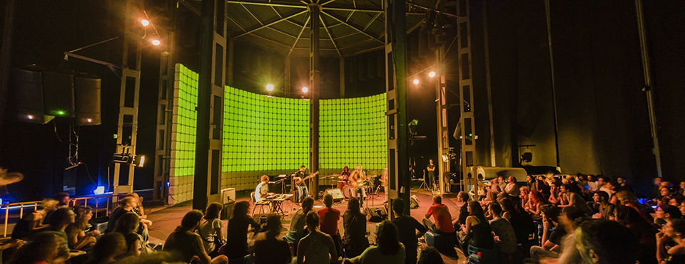 Keroxen 2016 - Concerts in an old fuel tank