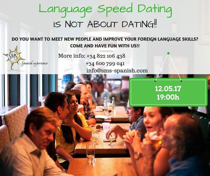 Spanish speed dating london