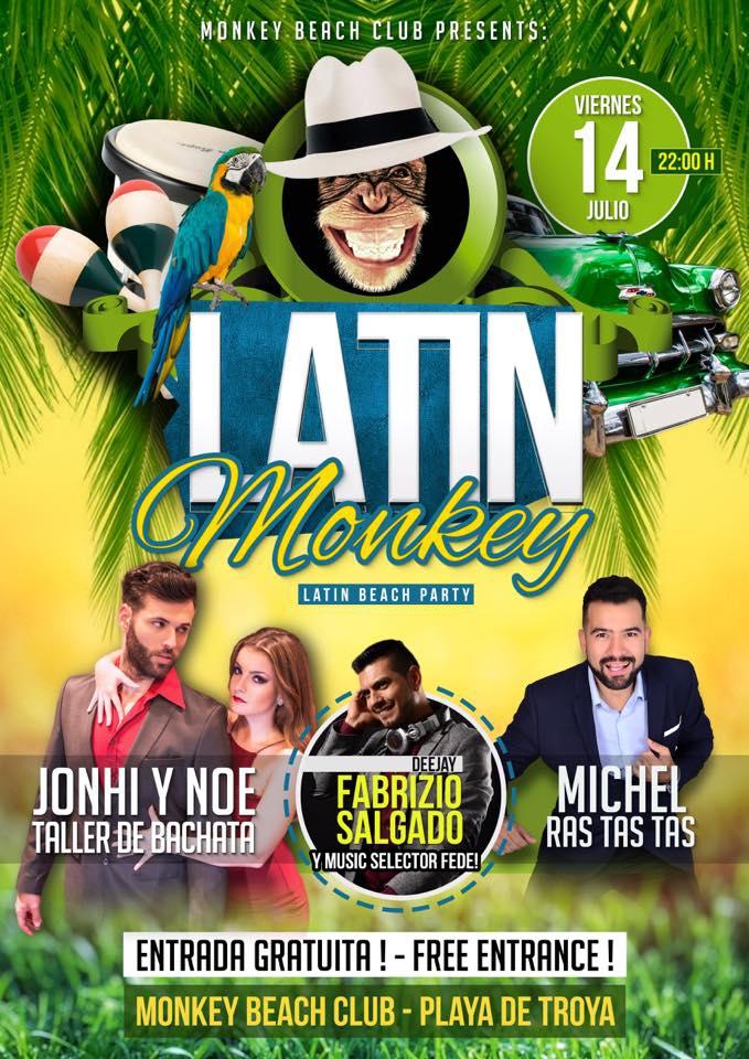 Latin Monkey