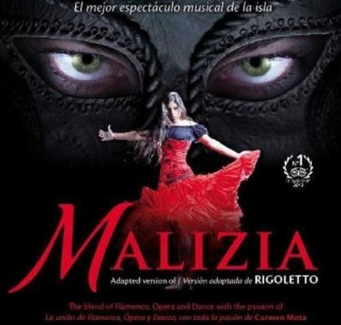 Malizia Dance Show