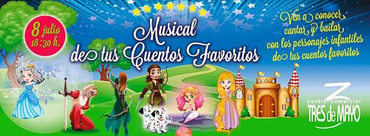 Musical de tus cuentos favoritos