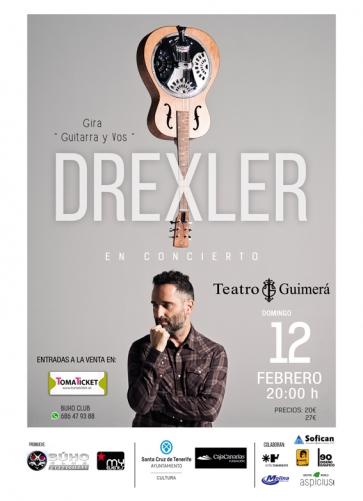 My Guitar and You Jorge Drexler Concert