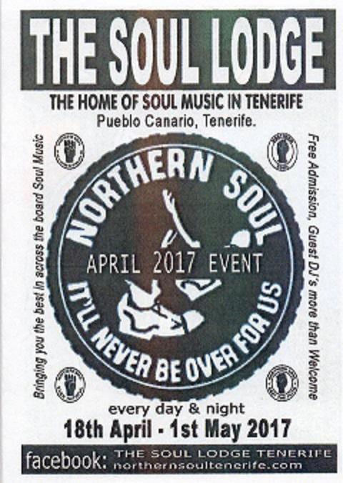Northen Soul at the Soul Lodge