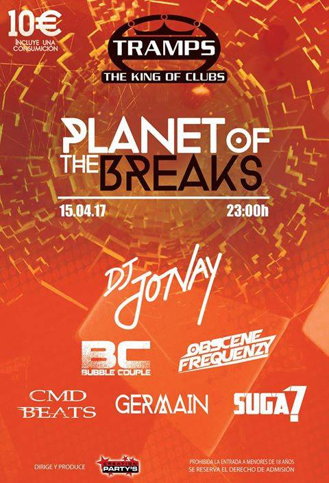 Planet of the Breaks & The Black Train Legends