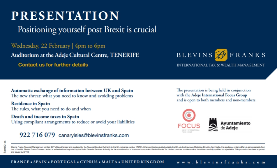 Positioning Yourself Post-Brexit Presentation