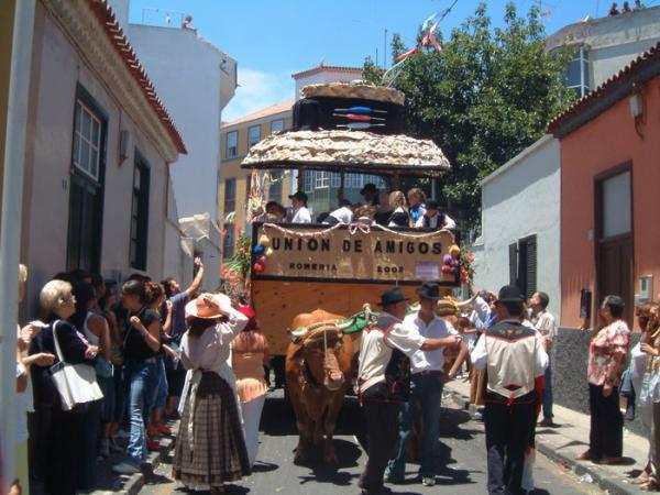 Procession and Local Fiesta of Garachico