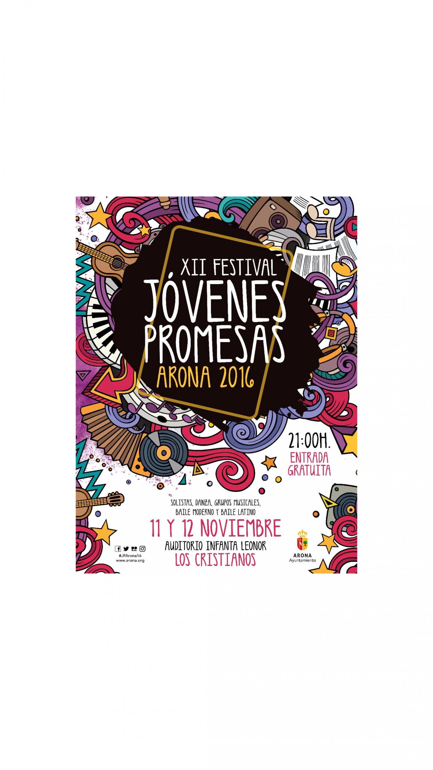 Promising Youths Festival Arona