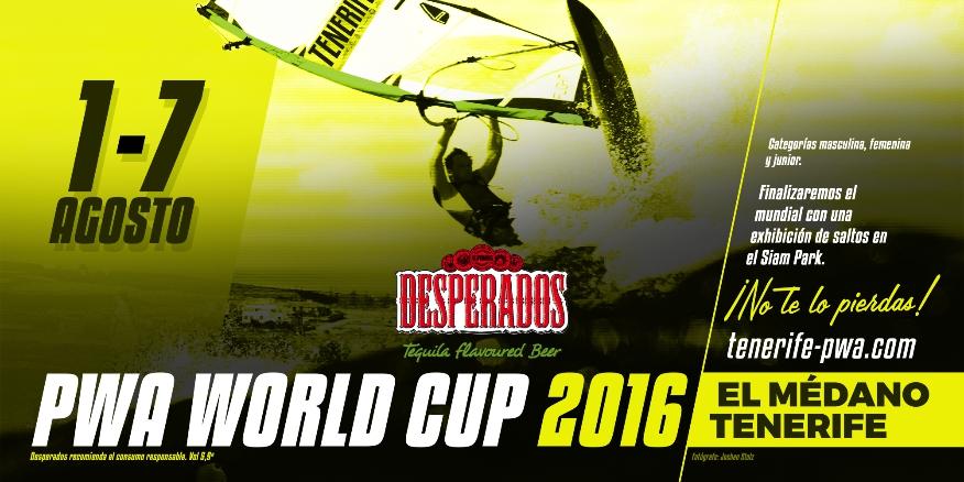 PWA Windsurf Worldcup