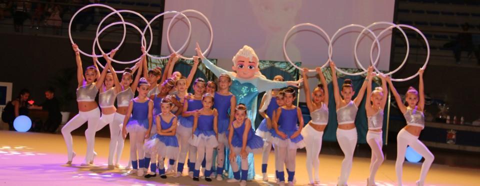 Rhythmic Gymnastics Christmas Gala