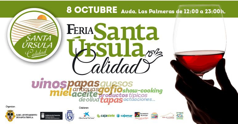 Santa Ursula Food and Wine Fair