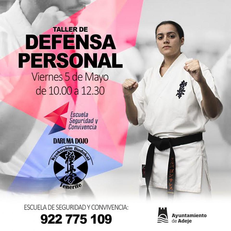 Self-Defence Workshop - Adeje