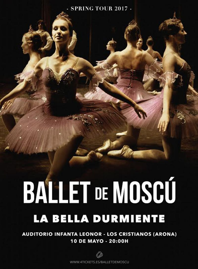 Sleeping Beauty by Moscow Ballet Company