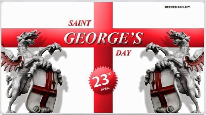 St Georges Day Sunday Lunch at Palms Sports Bar