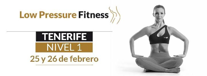 Tenerife: Hipopresivos 'Low Pressure Fitness' - Nivel 1