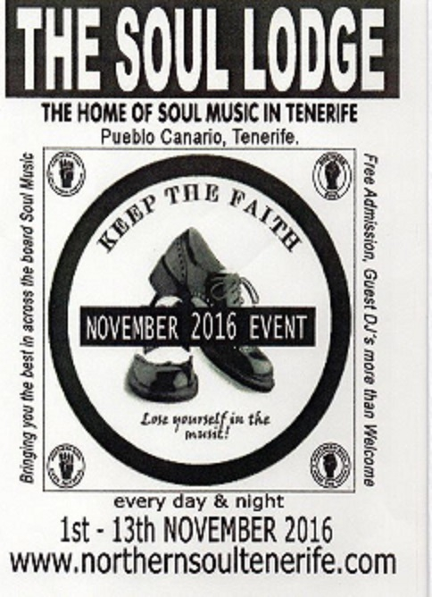 Northern Soul at the Soul Lodge