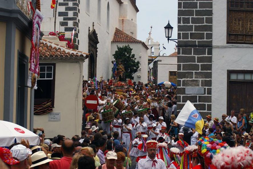 Traditional Town Party Garachico