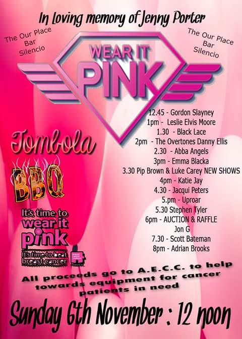 Pink Day Charity Event