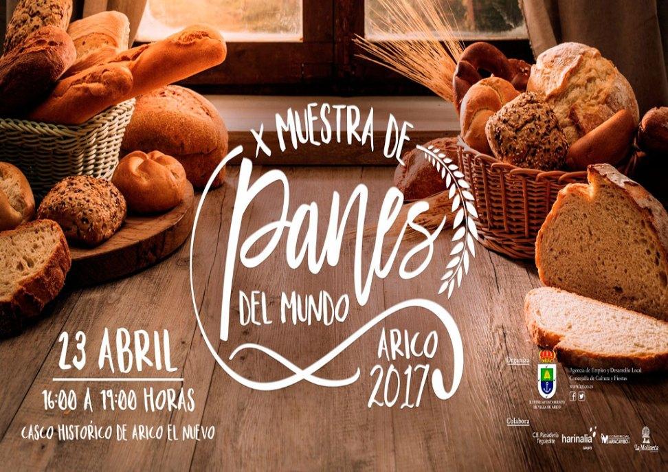 World Bread Fair in Arico
