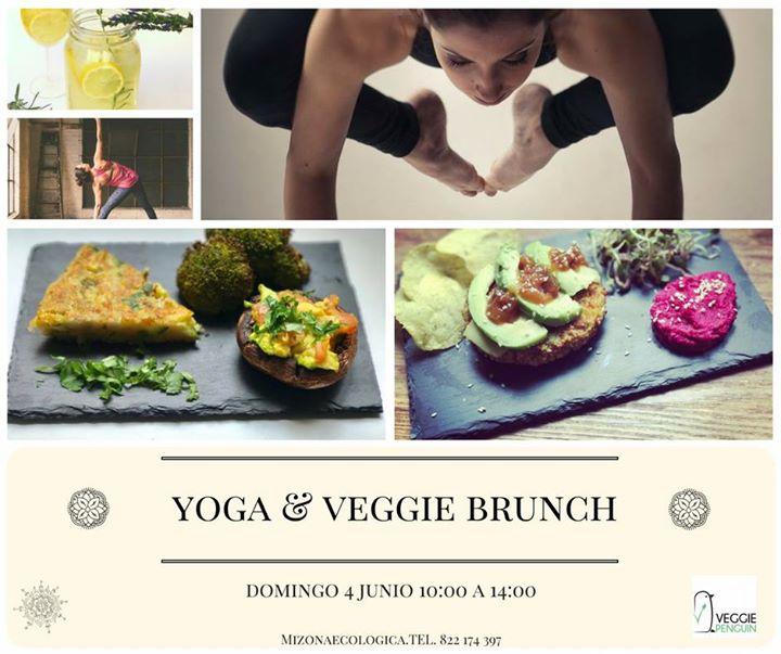 Yoga & Veggie Brunch