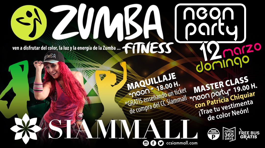 Zumba Neon Party