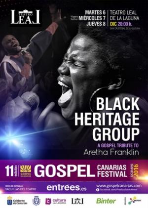 A Gospel Tribute to Aretha Franklin