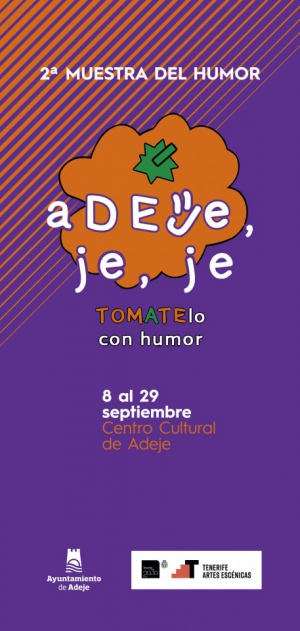 'Adeje je je' Festival of Laughs