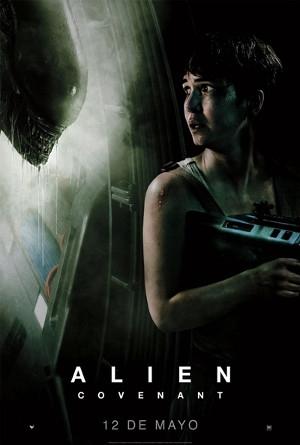 Alien: Convenant in English at GranSur Cinema