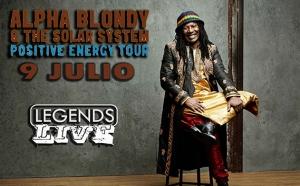 Alpha Blondy Reggae Concert