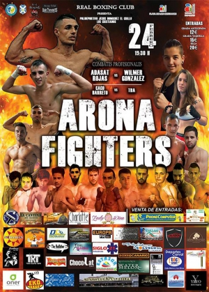 Arona Fighters Boxing Night
