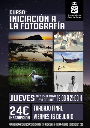 Beginners Photography Course in Guia de Isora