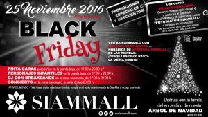 Black Friday in Siam Mall