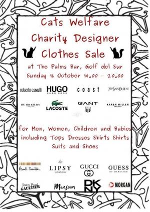 Cats Welfare Designer Clothes Sale