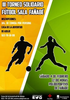 Charity Football Sala Tournament