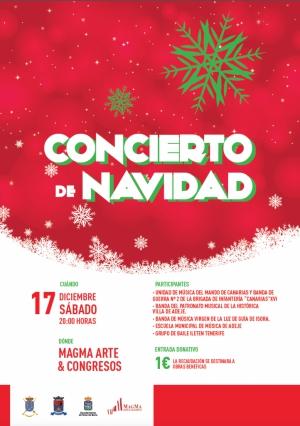 Christmas Military Concert at Magma